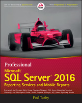 Professional Microsoft SQL Server 2016 Reportin...