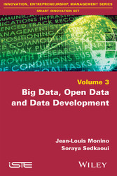 Big Data, Open Data and Data Development