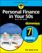 Personal Finance in Your 50s All-in-One For Dum...