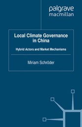Local Climate Governance in China - Hybrid Acto...