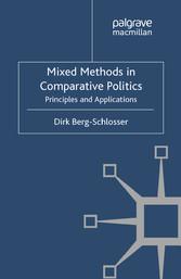 Mixed Methods in Comparative Politics - Princip...