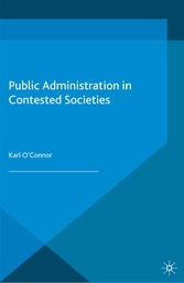 Public Administration in Contested Societies