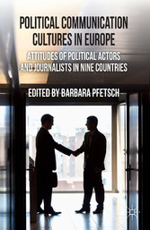 Political Communication Cultures in Western Eur...