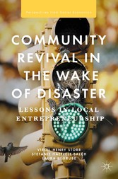 Community Revival in the Wake of Disaster - Les...