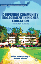 Deepening Community Engagement in Higher Educat...