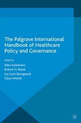 The Palgrave International Handbook of Healthca...