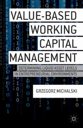 Value-Based Working Capital Management - Determ...