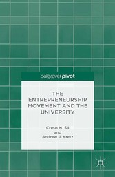The Entrepreneurship Movement and the University