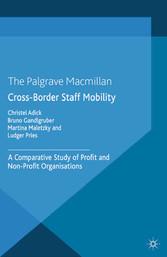 Cross-Border Staff Mobility - A Comparative Stu...
