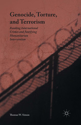 Genocide, Torture, and Terrorism - Ranking Inte...