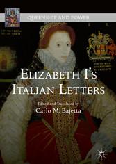 Elizabeth Is Italian Letters