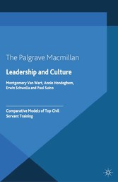 Leadership and Culture - Comparative Models of Top Civil Servant Training