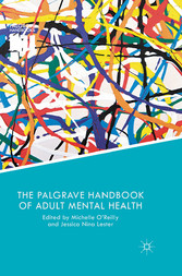 The Palgrave Handbook of Adult Mental Health