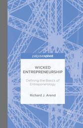 Wicked Entrepreneurship - Defining the Basics o...