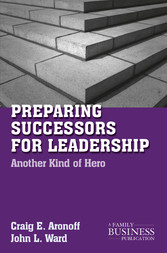 Preparing Successors for Leadership - Another K...