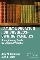 Family Education For Business-Owning Families -...