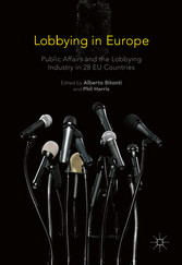Lobbying in Europe - Public Affairs and the Lob...
