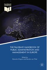 The Palgrave Handbook of Public Administration ...
