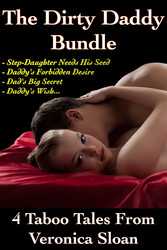 The Dirty Daddy Bundle - 4 Tales of Erotic Taboo