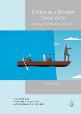 Europe as a Stronger Global Actor - Challenges ...