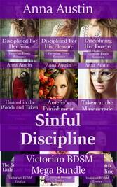 Sinful Discipline - Victorian BDSM Mega-Bundle
