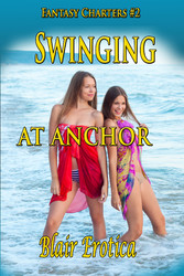 Swinging At Anchor - Book 2 of Fantasy Charters