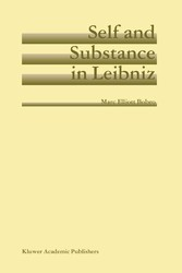 Self and Substance in Leibniz