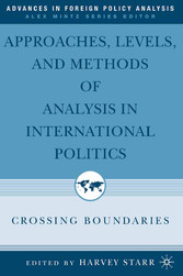 Approaches, Levels and Methods of Analysis in I...