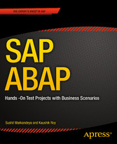SAP ABAP - Hands-On Test Projects with Business...