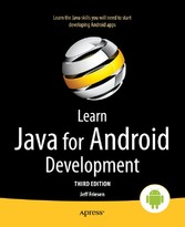 Learn Java for Android Development - Java 8 and...