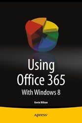 Using Office 365 - With Windows 8