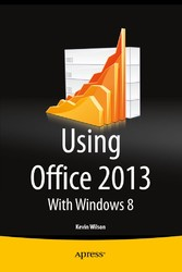 Using Office 2013 - With Windows 8