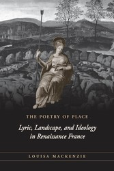 The Poetry of Place - Lyric, Landscape, and Ide...