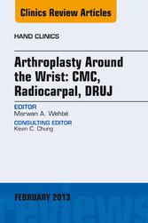 Arthroplasty Around the Wrist: CME, RADIOCARPAL...