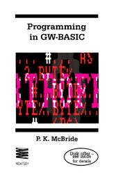 Programming in GW-BASIC