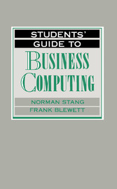 Students Guide to Business Computing