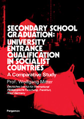 Secondary School Graduation: University Entranc...