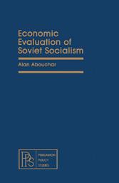 Economic Evaluation of Soviet Socialism - Perga...