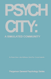 Psych City - A Simulated Community
