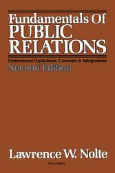 Fundamentals of Public Relations - Professional...