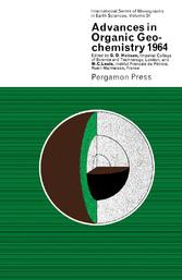 Advances in Organic Geochemistry 1964 - Proceed...