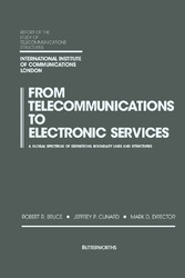 From Telecommunications to Electronic Services ...