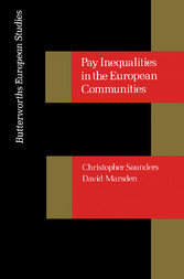 Pay Inequalities in the European Community - Bu...