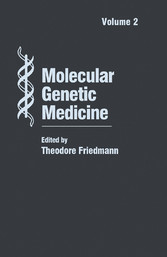 Molecular Genetic Medicine - Volume 2