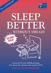 Sleep Better Without Drugs - A Proven 4-6 Week Self-help Program Using Cognitive Behavioral Therapy-CBT