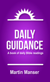 Daily Guidance - A Book of Daily Bible Readings