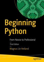 Beginning Python - From Novice to Professional