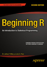 Beginning R - An Introduction to Statistical Pr...