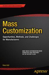 Mass Customization - Opportunities, Methods, an...