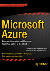 Microsoft Azure - Planning, Deploying, and Mana...